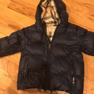 Toddler winter coat size 2T worn handful of times